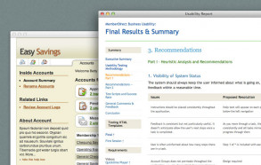 Business Banking Usability Study
