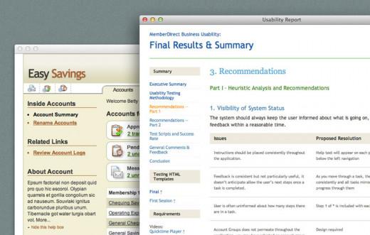 Business Banking Usability Study example image 1