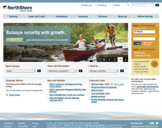 MemberDirect Integrated example image 1