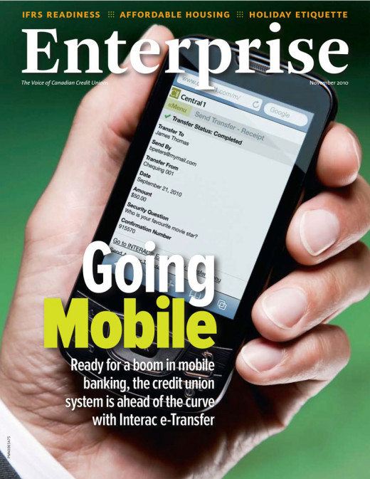 Mobile Interac e-Transfer example image 1